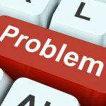 Problemas comuns do relógio de ponto eletrônico