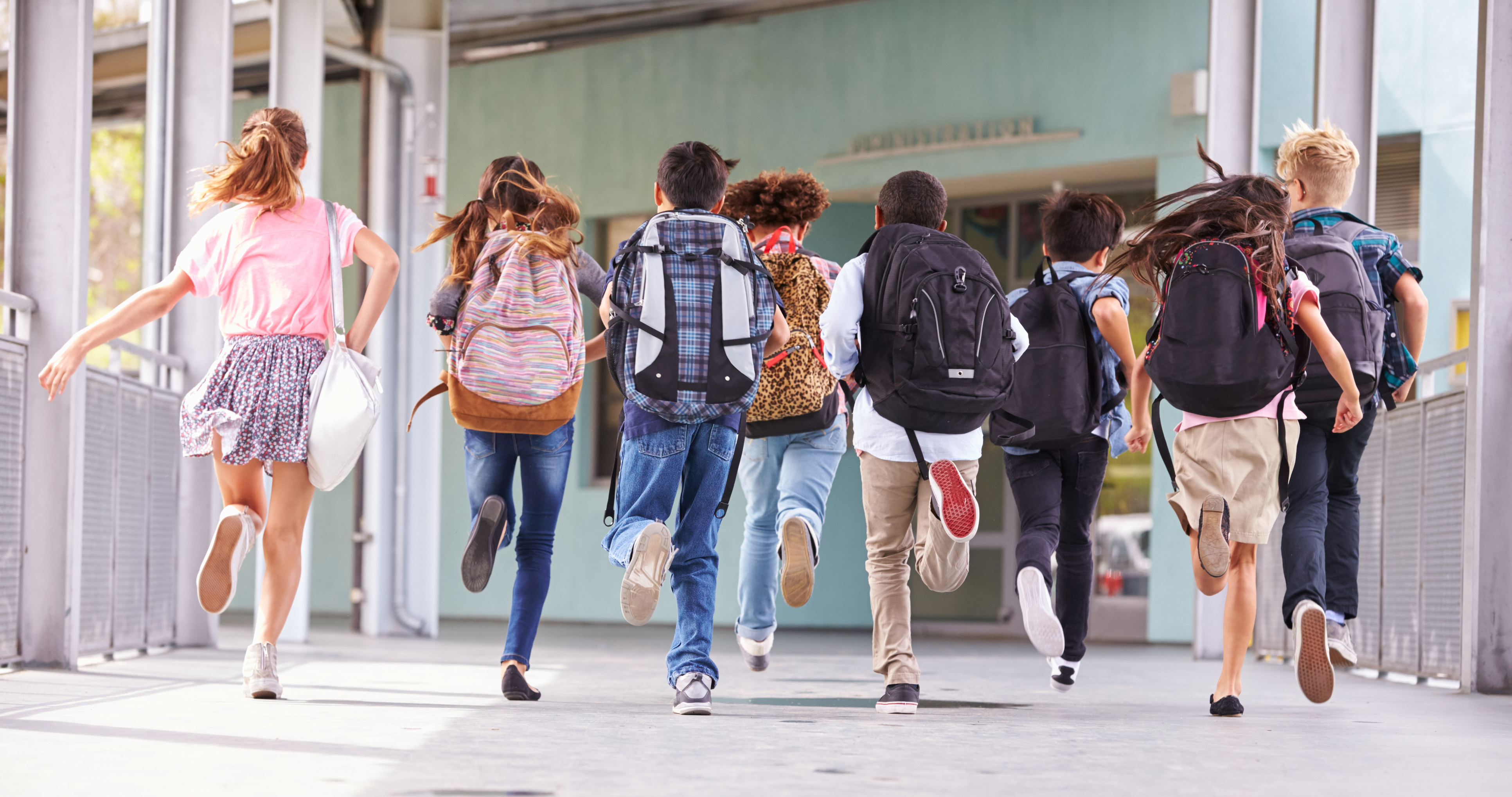 Organizar a saída dos alunos