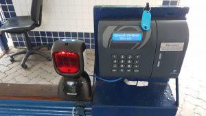 Controle de acesso QR Code