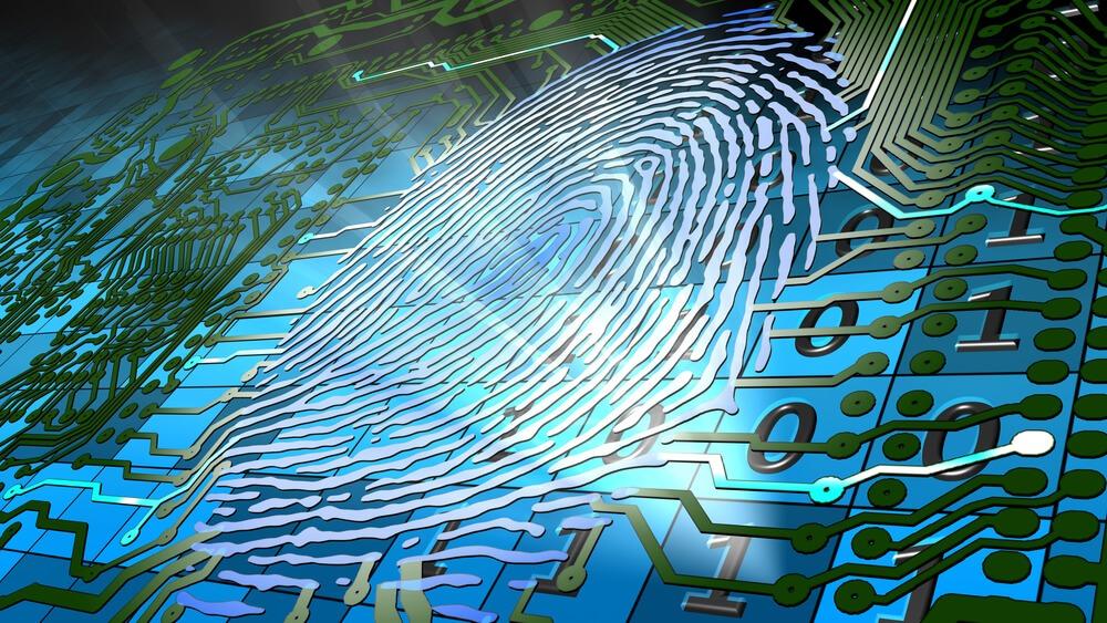 Tecnologia biométrica no país