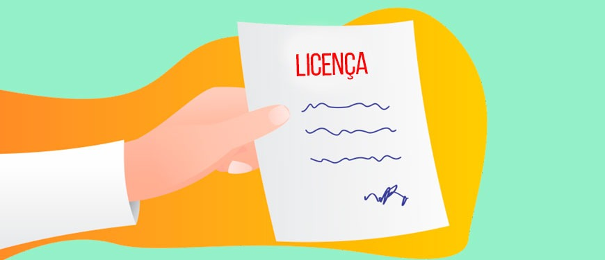 Licença CLT