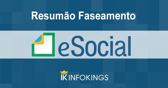 Faseamento eSocial