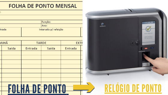 Folha de Ponto