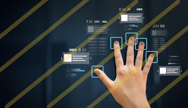O que é controle de acesso biométrico
